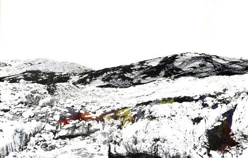Stitchwork, Iris Hutegger