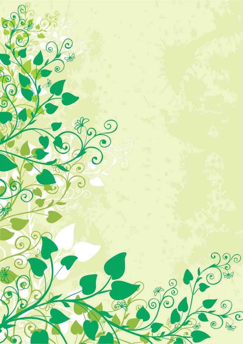 これかわいい 春の草花をモチーフにしたフリーベクター背景素材まとめ
