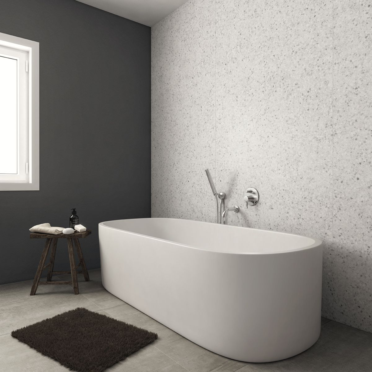 Inalco presents Fluorite a new porcelain tile collection