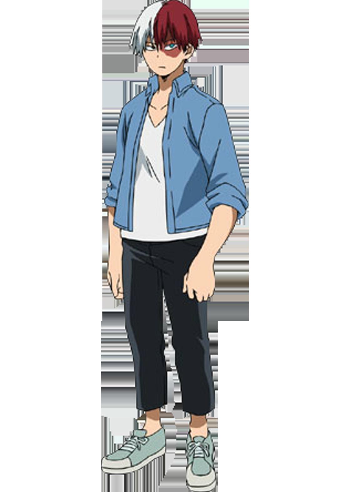 Shouto Todoroki - Casual Suit | Todoroki cosplay, Hero ...