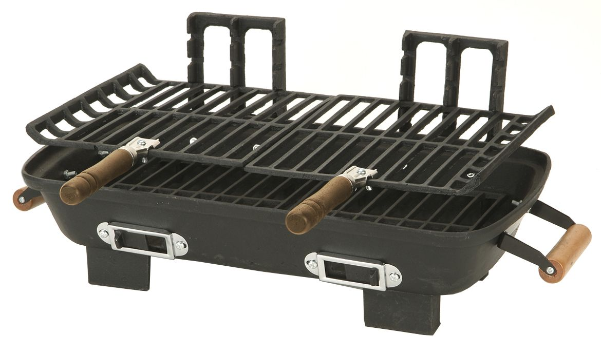 Cast Iron Hibachi Grill 30052di Walmartcom Outdoor Living