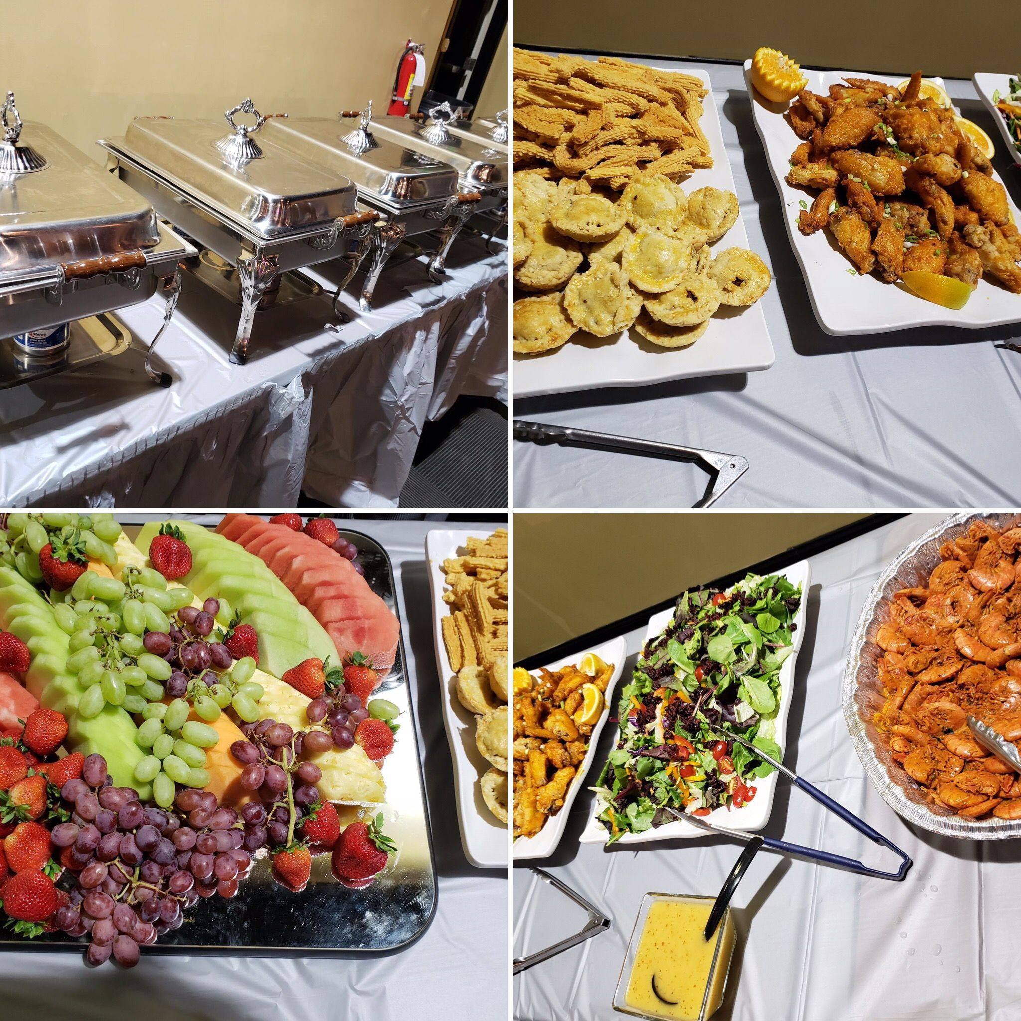 Buffet Fly Occasion Buffet Is Ready Partyplannig Eventplanning Banquethall