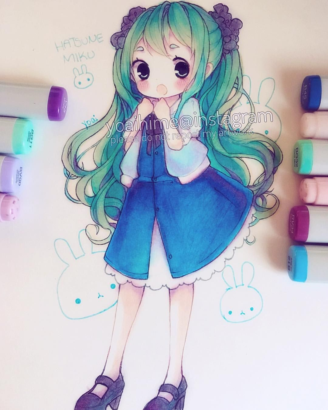 Child version of Miku (´・ω・`) in addition to other