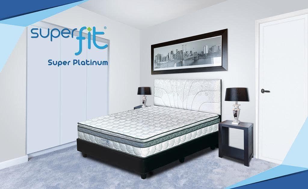 Jual Spring Bed Superfit Superfit Type Super Platinum