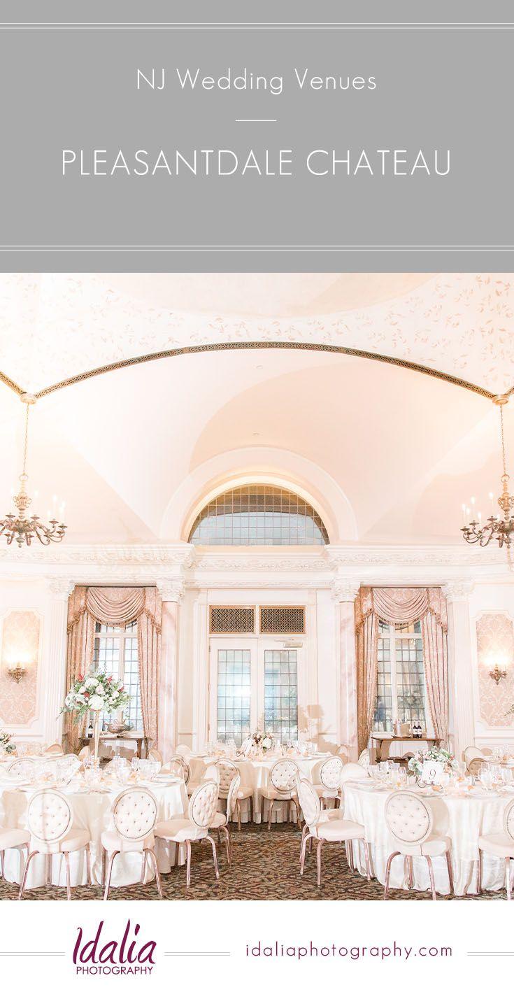 Pleasantdale Chateau West Orange NJ Wedding