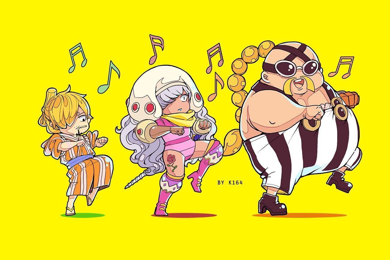 Dancing Queen By @K16416   One piece, Anime, Fan art