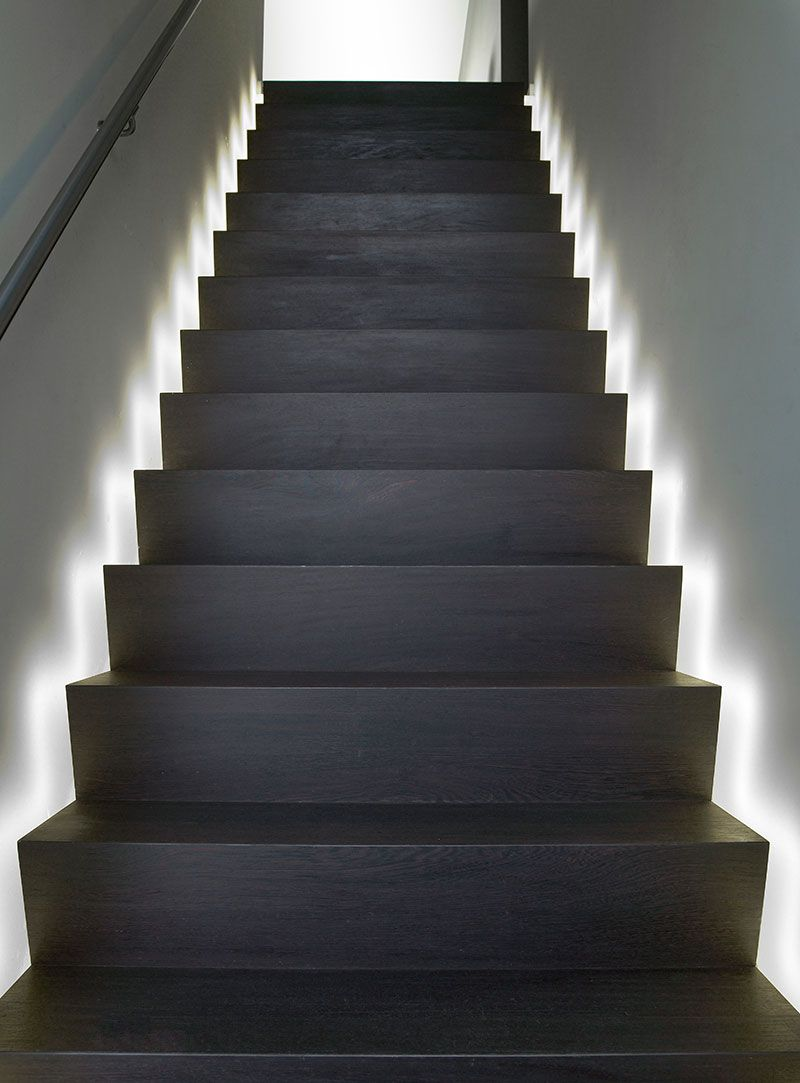 Lighting Basement Washroom Stairs: A - Doors - Light Fixtures - Stairs