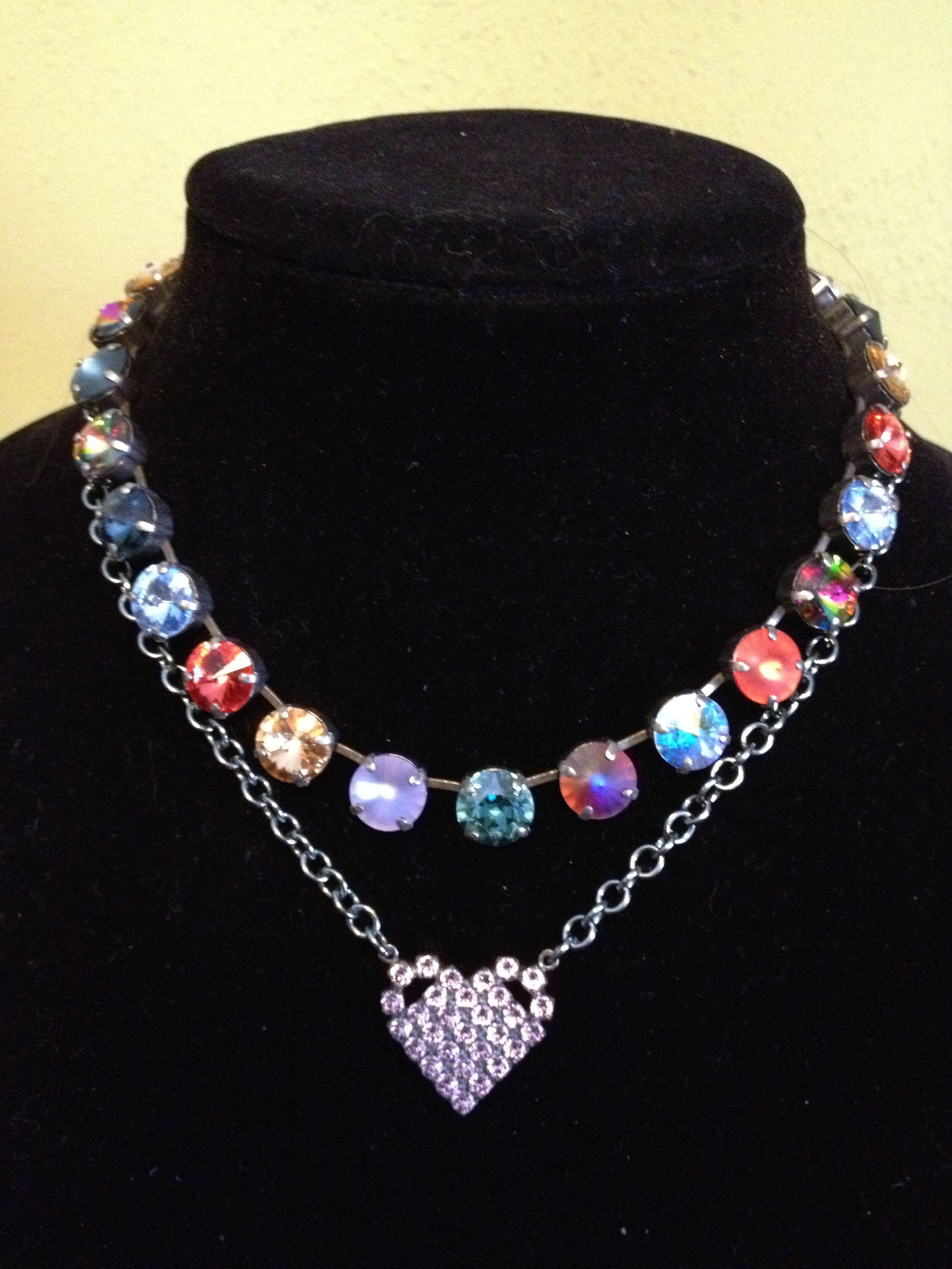Sabika look necklace - It Girl Necklace Sabika