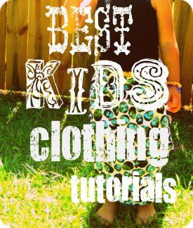 A great site for tutorials....huge. All kinds of crafts and projects of all sorts.