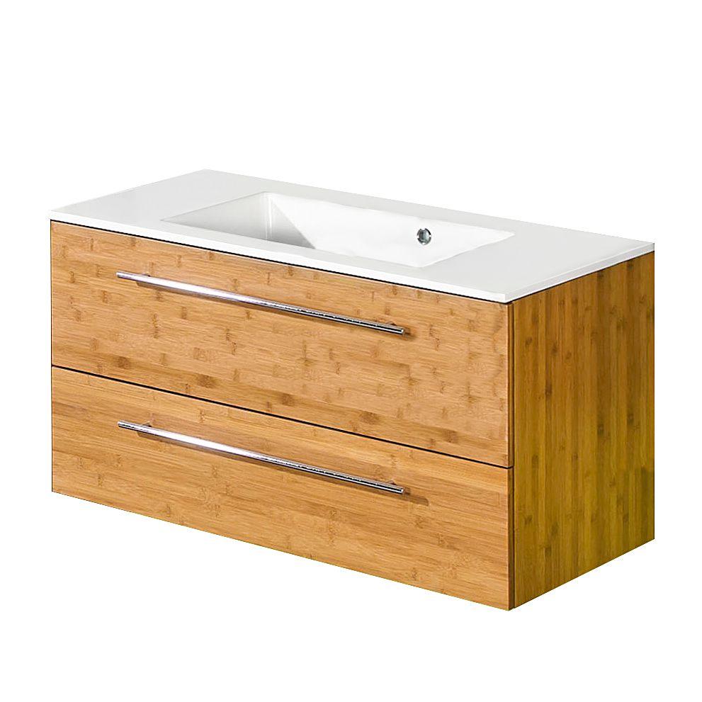Waschtisch Bern Bambus Natur Lackiert Schildmeyer Jetzt Bestellen Unter Https Moebel Ladendirekt De Bad Badmoeb Waschplatze Badezimmer Schrank Waschtisch