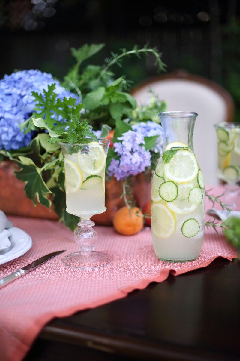 How to host an Alfresco Dinner in 5 easy steps by Carmen Johnston for Style Blueprint