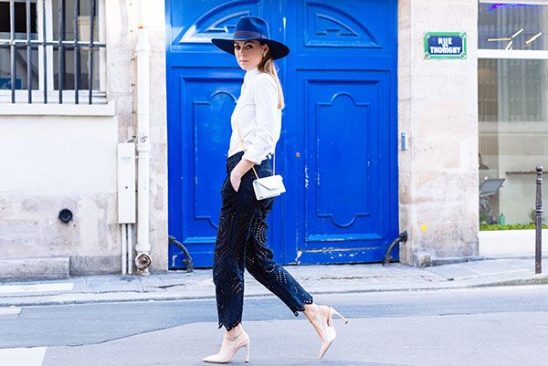 Jenny from Margo and Me takes Paris in this incredible outfit.
