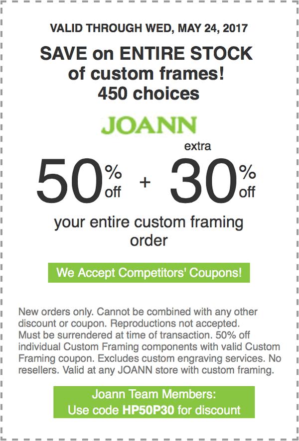 joann custom framing   Framess.co