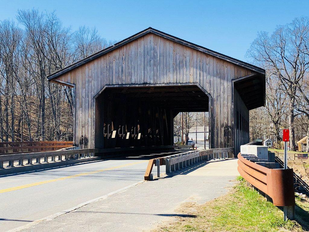 East Pepperell Bridge Massachusetts