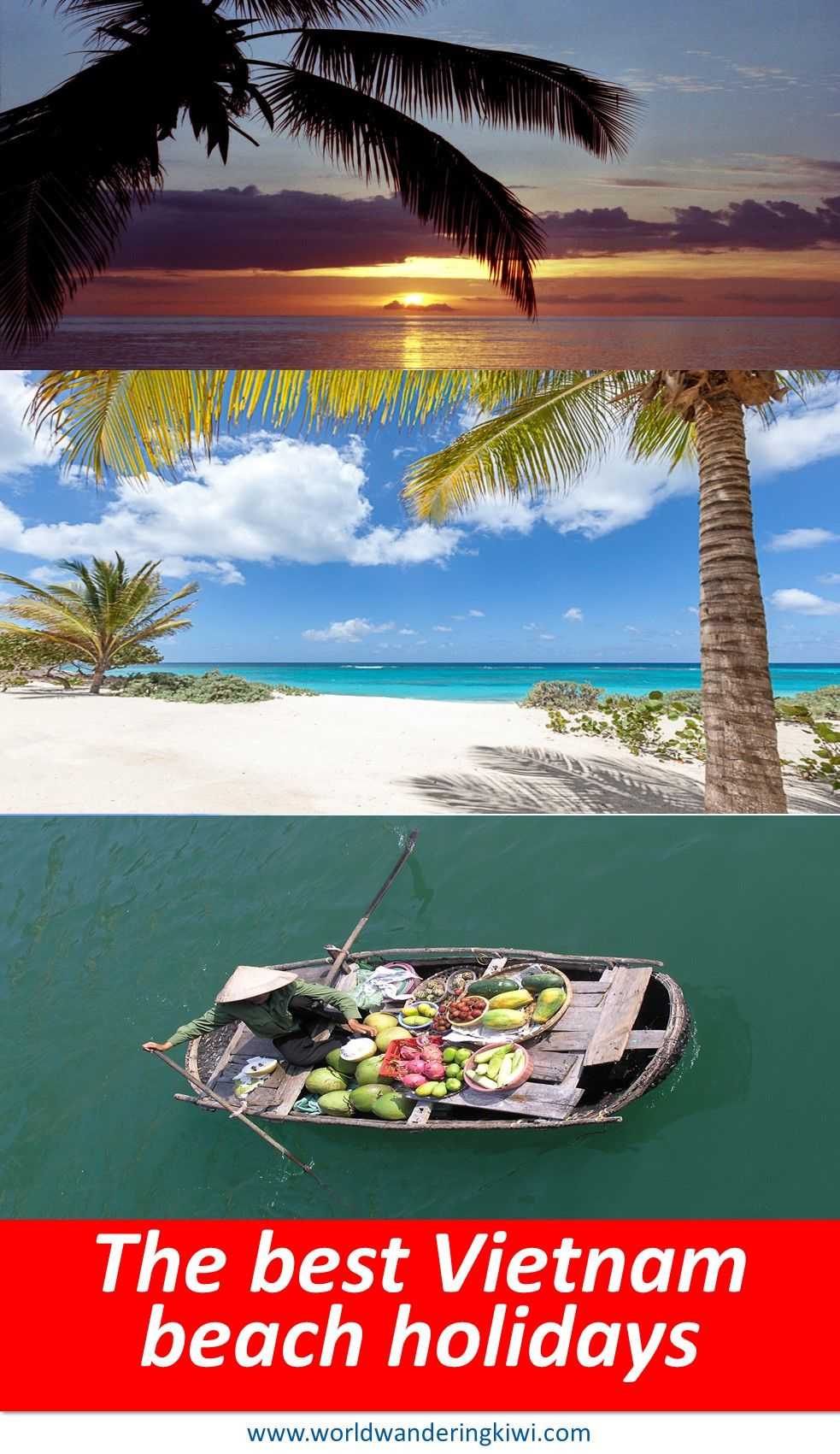 Vietnam Beach Holidays Asia Travel