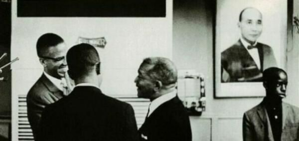 Malcolm X And Redd Foxx Worked Together In The 1940s At The Hot