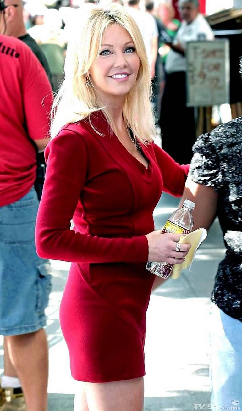 Heather Locklear Guest On Hot In Cleveland Beautiful Women