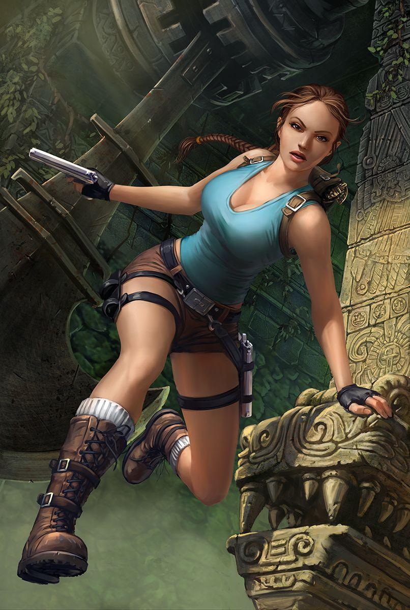 Lara Croft By Dmitrygrebenkov Deviantart Com On Deviantart Tomb Raider Lara Croft Lara Croft Tomb Raider Art
