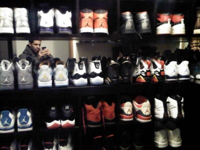 Every Man Needs At Least One Pair Of Jordans In His Closet