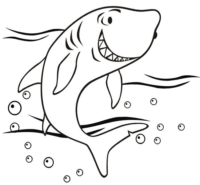 Free Premium Templates Dinosaur Coloring Pages Shark Coloring Pages Mermaid Coloring Pages
