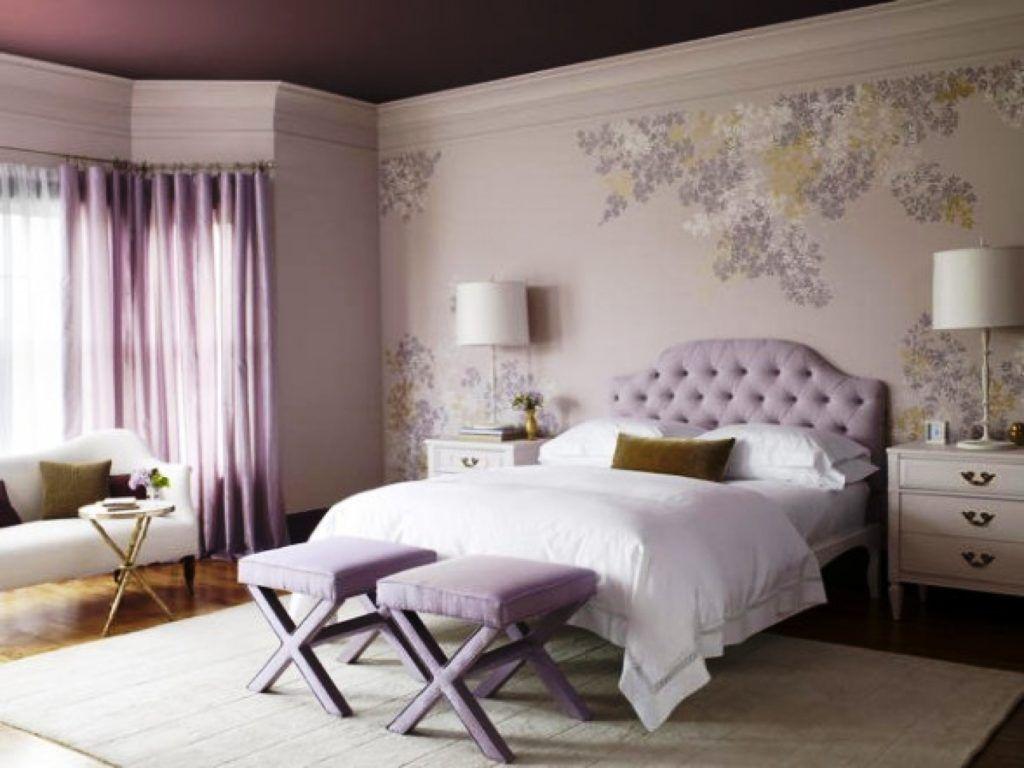Mädchen Schlafzimmer Wand Farben In Einem Kleinen Raum, Gespiegelt  Schubkästen Blick Weniger Imposant, Als