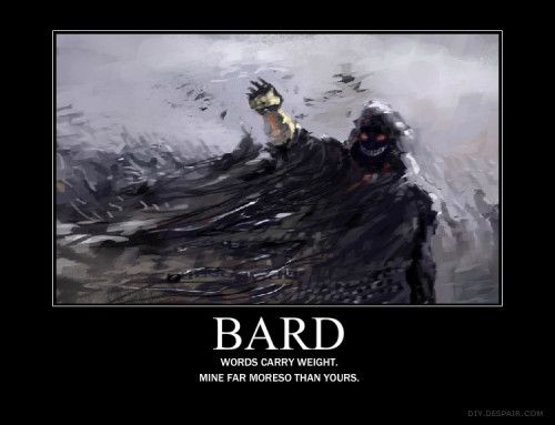 Motivational Demotivational Posters Dungeons and dragons