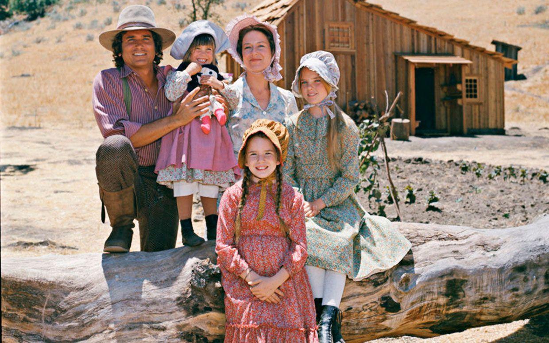 Resultado de imagen para imagenes de tv serie la casa de la pradera