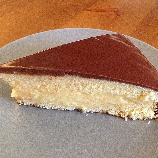 Boston Cream Pie von renni88 | Chefkoch