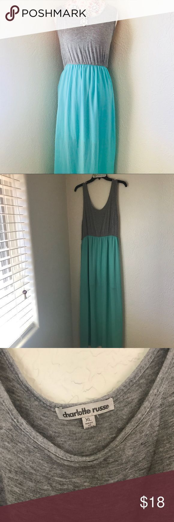 Grey & Mint Maxi-Kleid Größe XL  Charlotte Russe  graue dehnbare weiche #colorful  #photooftheday #cute  #picoftheday #beautiful  #pretty  #friends  #cool  #portrait  #skirt #dress #styleseat #fashiondaily #fashionbags #fashionpria #mittellangeröcke Grey & Mint Maxi-Kleid Größe XL  Charlotte Russe  graue dehnbare weiche #colorful  #photooftheday #cute  #picoftheday #beautiful  #pretty  #friends  #cool  #portrait  #skirt #dress #styleseat #fashiondaily #fashionbags #fashionpria #mittellangeröcke