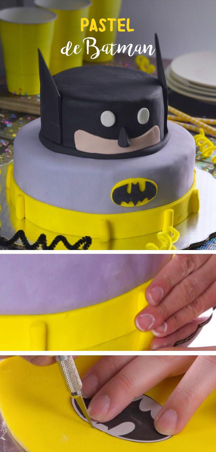 Batman Fiesta Para Decoración De Pasteles palos de PIX
