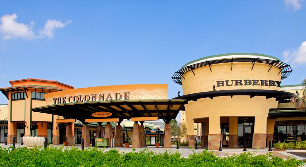 Sawgr Mills Mall Is The Second Most Por Tourist