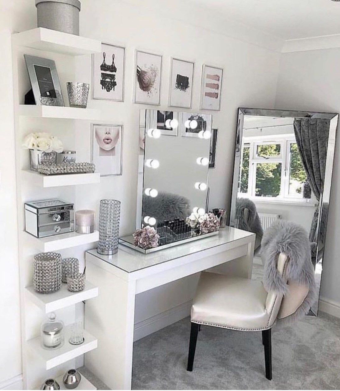 30 Beautiful Glam Room Ideas Room Decor Bedroom Decor Room