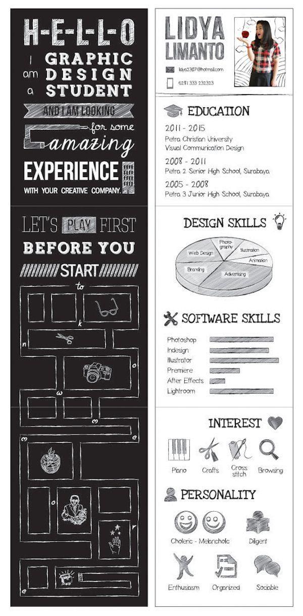 creativeresumedesigns2014 Resume design creative
