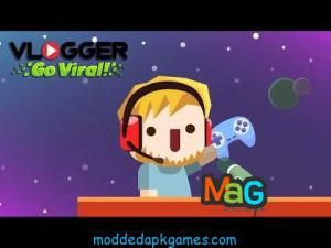 Vlogger Go Viral Mod Apk Unlimited Money Or Diamonds (All Upgrades