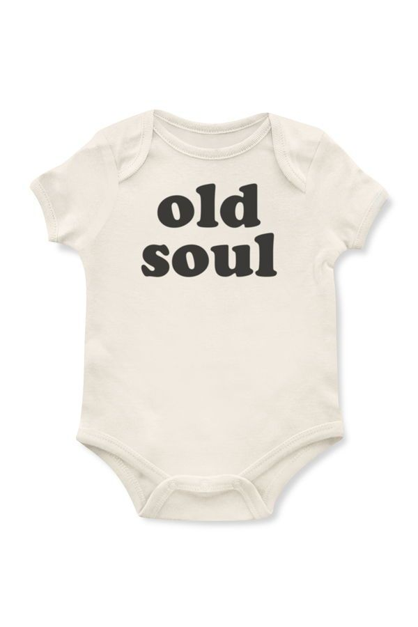 Old Soul Bodysuit Old Soul Bodysuit