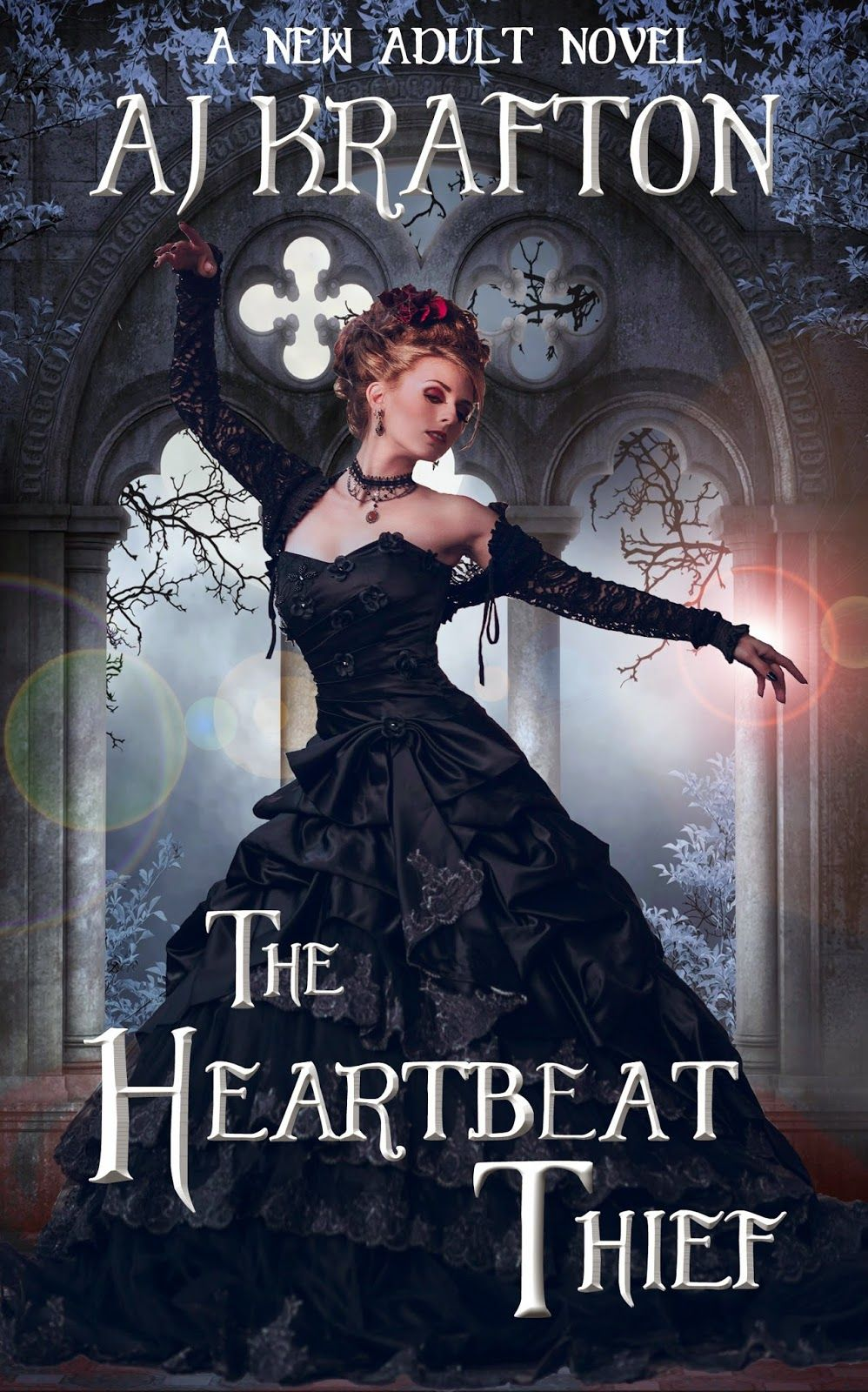 AJ Krafton - The Heartbeat Thief