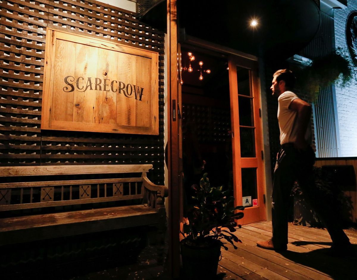 Robust Whiskey & Wine Programs at Scarecrow in Chesterfield