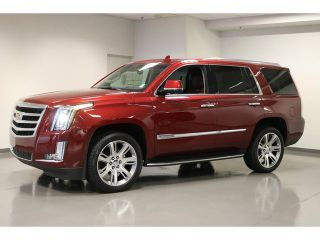 Image Result For Red Cadillac Escalade 2017