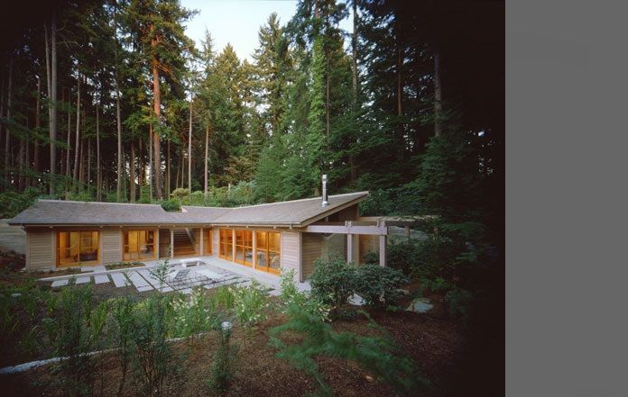 Wright Guest House Cutler Anderson Architects