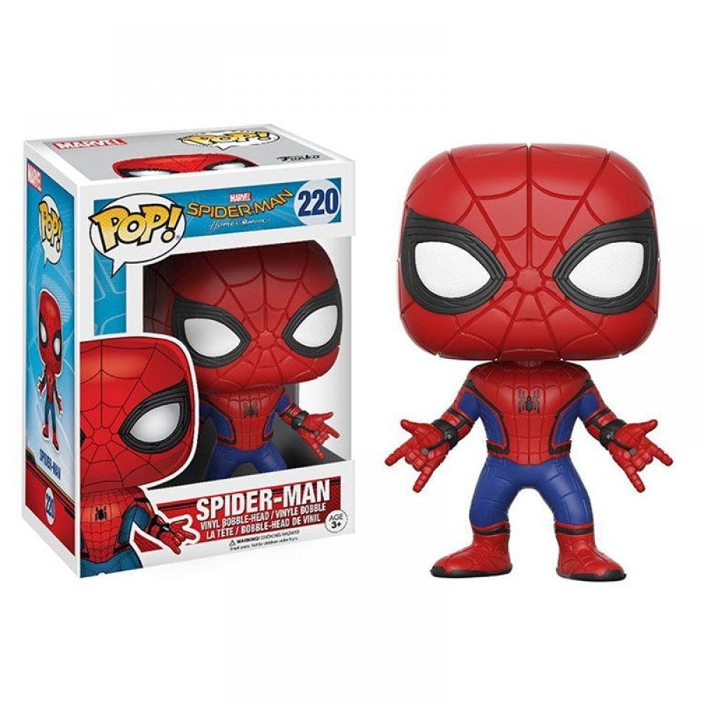Funko Pop Spider Man Homecoming Action Figure Pop Vinyl Figures