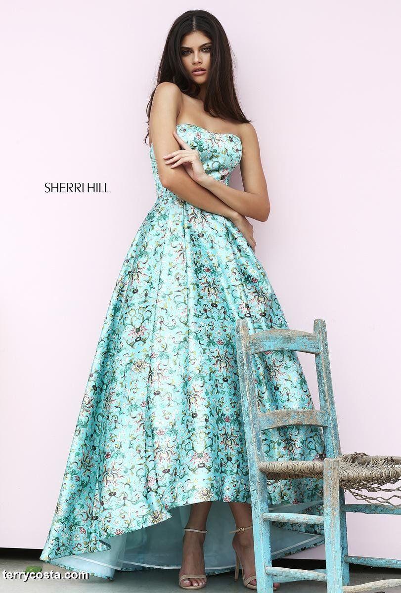 Sherri Hill Dress 50793 | Terry Costa | Prom Dresses 2018 ...