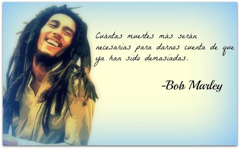 17 Frases De Bob Marley Para Reflexionar Taringa Bob