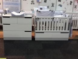 Large 4 Drawer Baby Compactum Nursery Furniture In Johannesburg South Africa