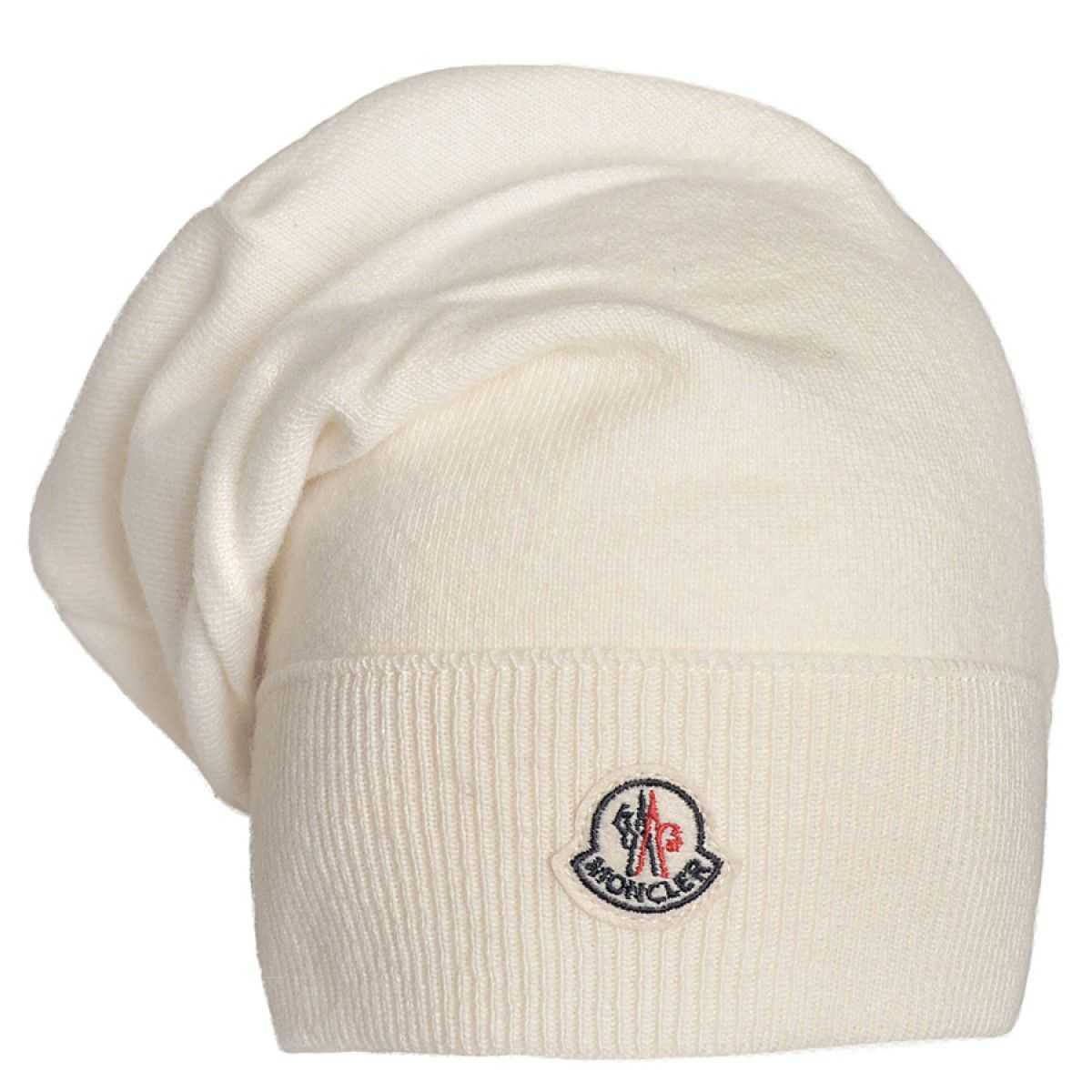 moncler mütze weiß