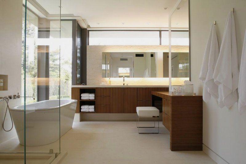 Bathroom Of Modern Interior Design For Big House Home  Big Houses Unique Large Bathroom Designs Review