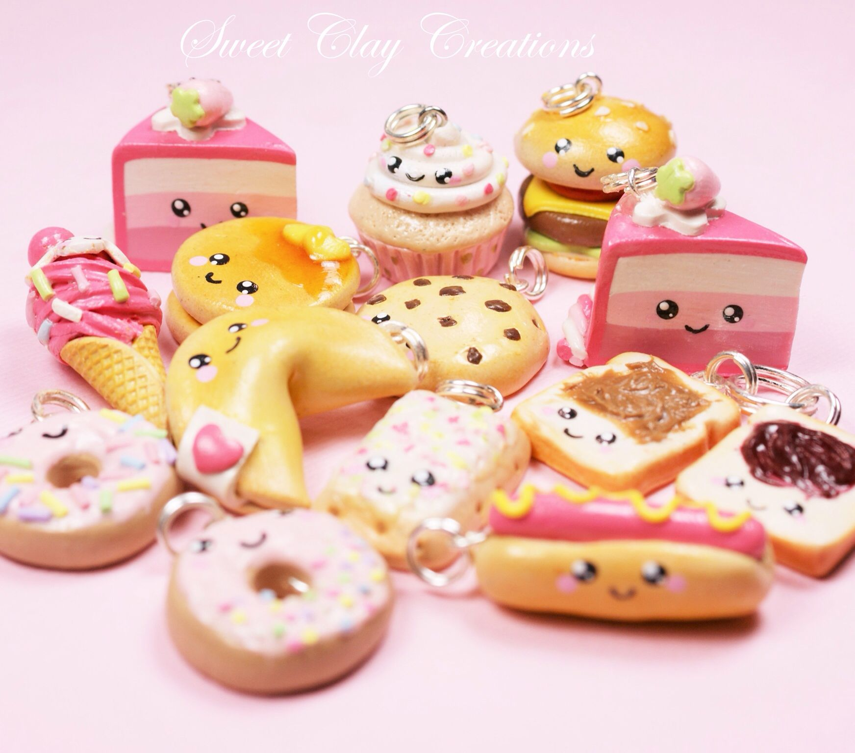 Polymer clay creations food images for Polymere cuisine