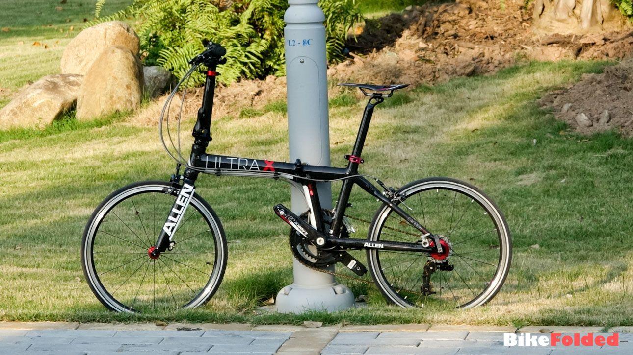 Expensive Folding Bike