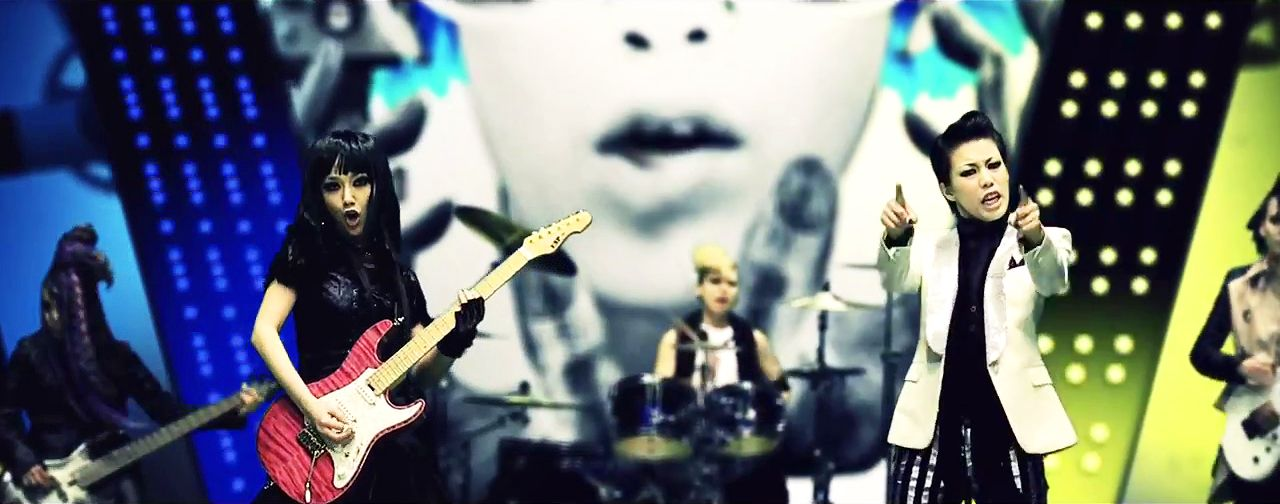 exist†trace - Spiral Daisakusen music video!  #existtrace #jrock #rock #visualkei #girlsrock