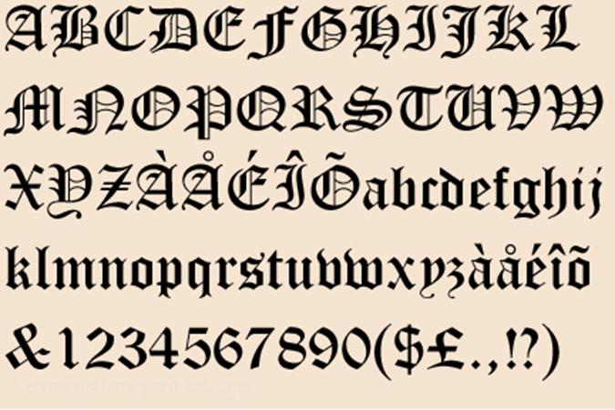 Imagenes De Letras Goticas Para Tatuajes Para Descargar Imagenes Letras Goticas Para Tatuajes Imagenes De Letras Goticas Letra Gotica