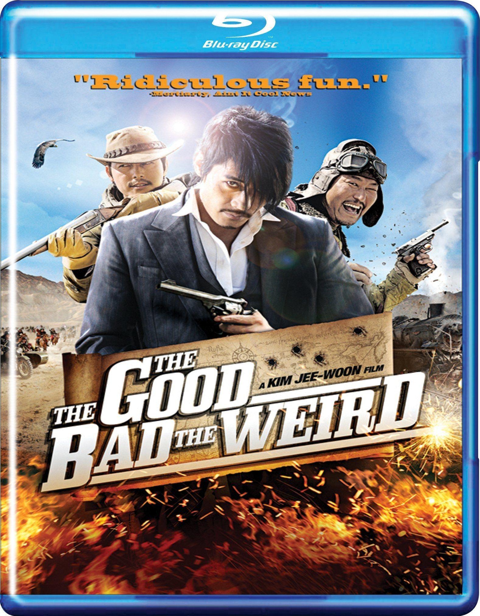 """The Good, the Bad, the Weird (2008) """"Joheunnom nabbeunnom"""
